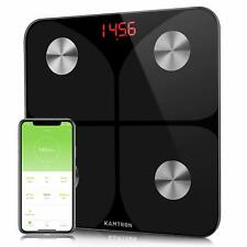 KAMTRON Smart Body Fat Scales - Bathroom Scales Body Composition Analyzer