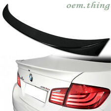 Painted BMW F10 5 SERIES A Type REAR TRUNK BOOT SPOILER 4D Sedan 16 528i #475