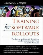 Training for Software Rollouts: The Definitive Guide to Developing and