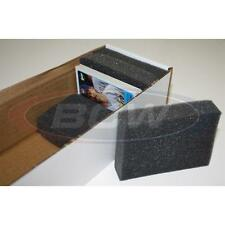 40 BCW Foam Monster Jam Pads for Baseball Trading Card Storage Boxes