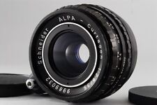 EXCELLENT++++ SCHNEIDER ALPA CURTAGON 35mm f/2.8 35/2.8 BLACK from japan #249