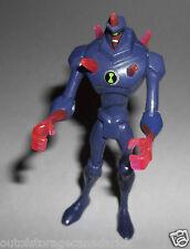 Ben 10 Alien Force Chromastone Action Figure