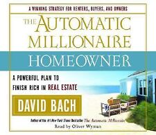 Unknown Artist The Automatic Millionaire Homeowner: A P CD