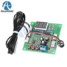 Heat Dissipation PWM 4 Wire Fan Temperature 2-Way Speed Controller Board Module