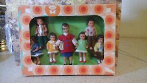 Vintage KONIGSEER Puppen Dollhouse GERMAN Dolls Original