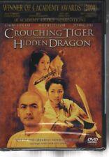 Crouching Tiger, Hidden Dragon (Dvd, 2001) Chow Yun Fat New Sealed Free Shipping