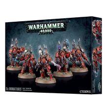 Warhammer 40k Chaos Space Marines Terminators NIB