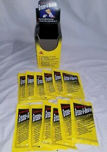 AGS Grease-A-Bearing Single Use Pouch Display Box of 12 Disc Break Grease WBG-2