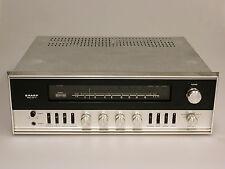 Sharp STA-31  Klassischer HiFi Stereo Receiver, sehr selten, Vintage Radio
