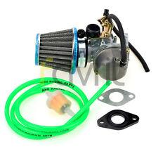 PZ19 Carburetor Air Fuel Filter for 110cc X15 X18 R Nitro X19 SSR POCKET BIKE