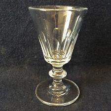 Saint-Louis et Baccarat caton 10 cm Verre en cristal de Circa 1840 ème