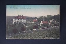 Antike Ansichtskarte Thannhausen gelaufen 1927