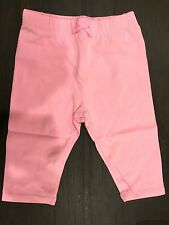 NEW Baby Gap pink  LEGGINGS PANTS BOTTOMS size 2 18 24 Months