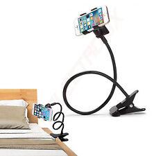Betthalterung Handy Tisch Halter Metall Klemme Ständer für Acer Liquid Zest Plus