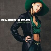 ALICIA KEYS - SONGS IN A MINOR  2 VINYL LP NEU