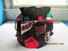 Bingo Bag / Tote Bag Football  L.A,  Angels Gift Graduation Xmas