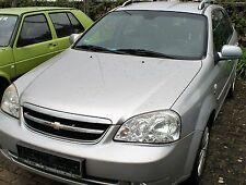 Motorblock mit Kurbelwelle Kolben Pleuel Chevrolet Daewoo Lacetti Nubira 1,8