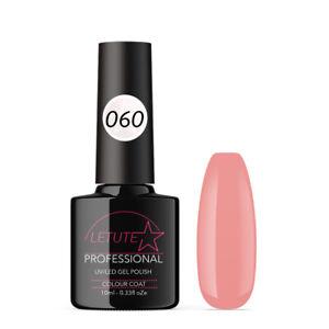 060 LETUTE™ Neon Coral Soak Off UV/LED Nail Gel Polish