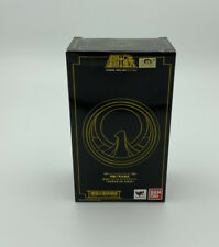 Bandai Saint Seiya Myth Cloth Power Of Gold Stands With Libra Weapons *USED*