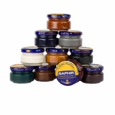 Saphir Beaute Du Cuir Creme Surfine Shoe Polish 50ML- All Colours Available