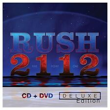 Rush - 2112 (Cd+Dvd Deluxe Edition 2012 - 5.1 Remastered Surround Sound)