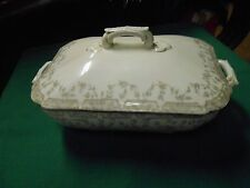 Beautiful Antique TV Pottery   TUREEN Signed E.R. & C., New York.....SALE