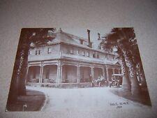 1910 HOTEL HEMET, HEMET CALIFORNIA PHOTO POSTCARD