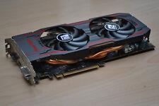 PowerColor AMD Radeon R9 280X TurboDuo OC 3072 MB Grafikkarte Graka Gaming