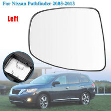 Left Side Wind Wing Rearview Mirror Glass Heated For Nissan Pathfinder  B