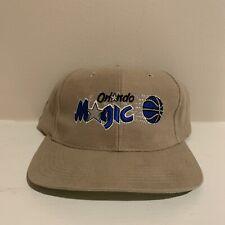 VTG Orlando Magic Sports Specialties Strapback Hat Deadstock NWOT New One Size