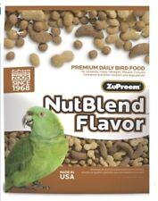 New listing Zupreem Nut blend Nutblend large parrot pellet 3.25lb