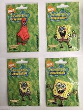 Nickelodeon Spongebob Squarepants Patrick Applique Motif Patches Iron On