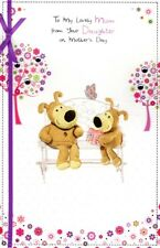 Boofle Mum From Daughter Mother's Day Card Cute Range Greeting Cards