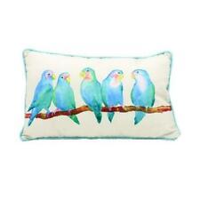 "Dennis East 11733 - Lovebirds Accent Pillow Size: 16""X10"" Home Goods"
