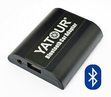 BTA Bluetooth USB AUX Adapter Freisprecheinrichtung AUDI A4 B5 B6 B7 1996 - 2006