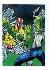 Comic Images 1992 The Savage Dragon Base Card #82 Mortified!