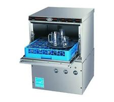 CMA Dishmachines GL-X Stainless Under Counter Glass Washer 30 Racks/Hour