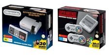 Nintendo NES + SNES Classic Mini DUMMY DISPLAY BOX, Rare *Read Description*