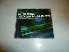 ARTFUL DODGER - Re-Rewind The Crowd Say Bo Selecta - Deleted 1999 UK 3-track CD