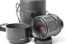**Tested** Asahi Pentax Super Takumar 105mm 1:2.8 Lens w/Case M42 #B012e