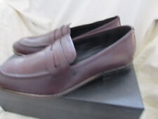 MENS TOP BRAND LEATHER SLIP ON  SIZE 6
