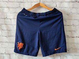 Football shorts soccer FC Netherlands Holland Away 2014/2015 Nike jersey Kids XL