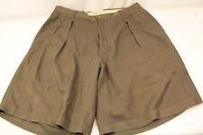 Tommy Bahama Shorts Size 32 Green Relax Silk Golf Walking Golf