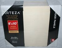 "Centurion Deluxe Oil Primed Linen .67/""/"" Deep Box of 6 18x24/""/"""