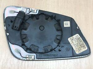 BMW 5 6 7 F01 F10 F07 F11 F12 F13 F18 Auto DIMMING HEATED MIRROR GLASS LEFT