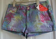 New South WMS/juvenil Tropical Pantalones cortos de impresión 14