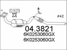 CATALYSEUR POUR VW POLO CLASSIC 60 1.4,POLO VARIANT 1.4,CADDY II BREAK 1.4