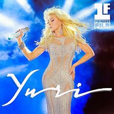 Yuri CD / DVD Primera Fila 2017 **NUEVO** 889853835126 NOW SHIPPING !