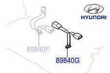 Genuine Hyundai Tucson Rear Seatbelt Buckle - 898302E000
