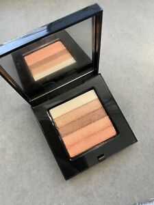 NWOB Bobbi Brown Shimmer Brick Compact Highlighter APRICOT, Peaches Full Size